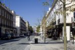 Elizabeth Street Public Realm, London (Stone Suppliers- Marshalls Natural Stone and Stone Developments Ltd)
