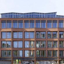 131 Sloane Street - New Retail and office development