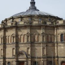 McEwan Hall Stonework & External Fabric Repairs, Phases 1 - 3