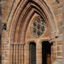 Carlisle Cathedral - Renewal of South Port Entrance