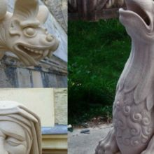 Three New Gargoyles for Ripon Cathedral